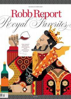 Robb Report USA July 2017