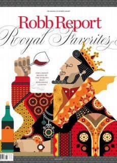 Robb Report USA July 2017
