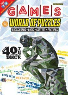 Games World of Puzzles September 2017