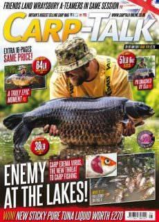 Carp-Talk — Issue 1179 — 20-26 June 2017