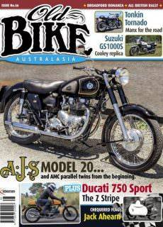 Old Bike Australasia Issue 66 2017