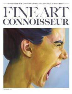 Fine Art Connoisseur – July – August 2017