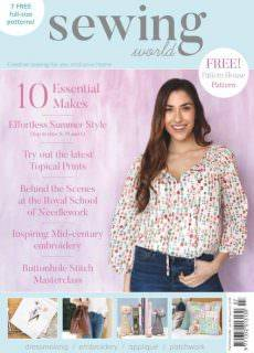 Sewing World – Issue 257 – July 2017