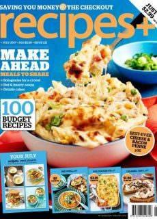 recipes July 2017