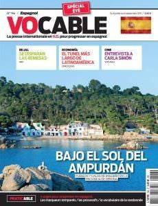 Vocable Espagnol du 6 Juillet au 6 Septembre 2017