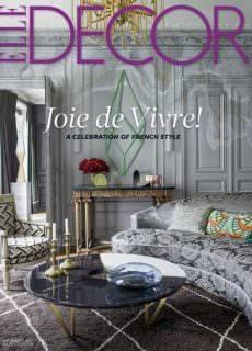 Elle Decor USA September 2017