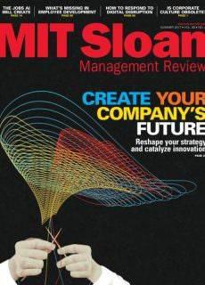 MIT Sloan Management Review Summer 2017