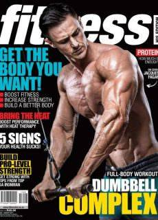 Fitness His Edition JulyAugust 2017