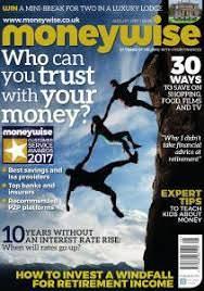Moneywise – August 2017