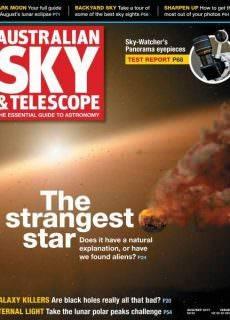 Australian Sky Telescope AugustSeptember 2017