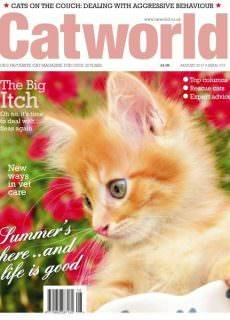 Cat World Issue 473 August 2017