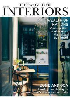 The World of Interiors August 2017