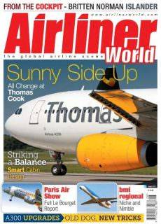 Airliner World August 2017