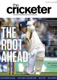 The Cricketer Magazine — July 2017