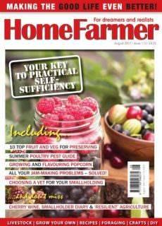 Home Farmer Magazine Issue 113 August 2017