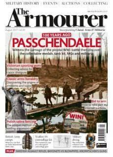 The Armourer August 2017