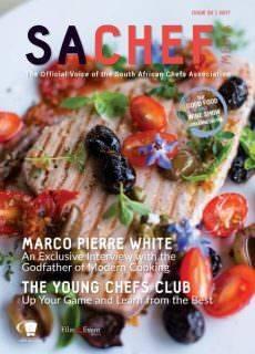 SA Chef Magazine Issue 2 2017