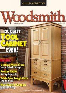 Woodsmith Magazine AugustSeptember 2017