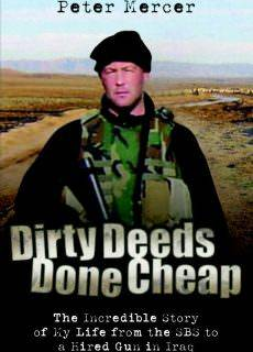 Dirty Deeds Done Cheap by Pete Mercer
