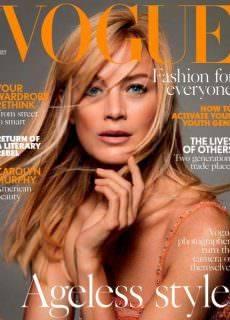 British Vogue July 2017