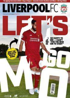 Liverpool FC Magazine — August 2017