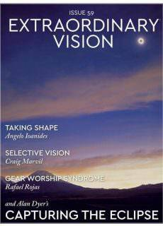 Extraordinary Vision Issue 59 2017