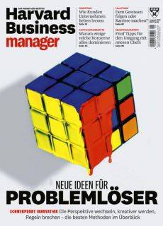 Harvard Business Manager – August 2017