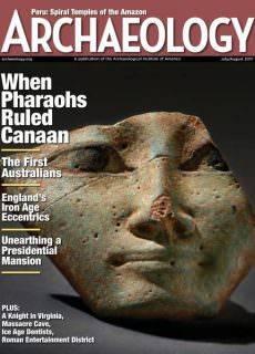 Archaeology Magazine JulyAugust 2017