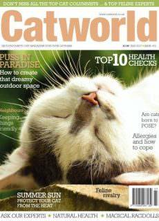 Cat World Issue 472 July 2017
