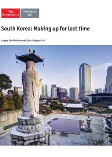 The Economist (Intelligence Unit) – South Korea Making up for Lost Time (2017)
