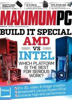 Maximum PC – July 2017