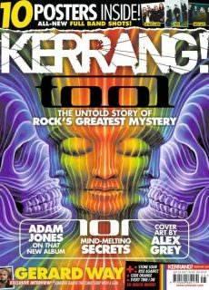 Kerrang Issue 1676 June 24 2017