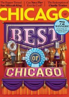 Chicago Magazine August 2017