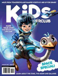 Kids Superclub Issue 33 August 2017
