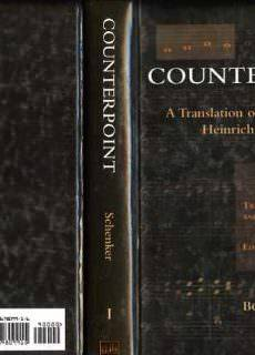 Heinrich Schenker, John Rothgeb, Jurgen Thym – Counterpoint
