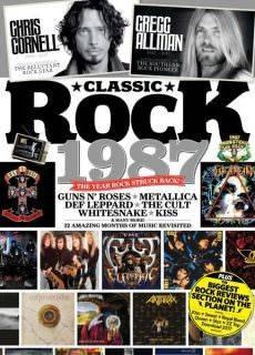 Classic Rock UK Summer 2017