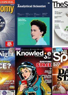 Astronomy – August 2017