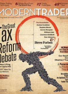 Modern Trader Issue 534 August 2017