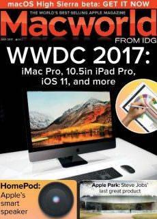 Macworld UK July 2017