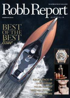 Robb Report Australia July 2017 Part 1