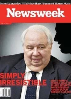 Newsweek USA June 30 2017