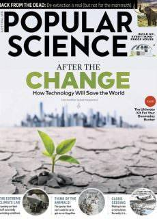 Popular Science Australia – July 2017