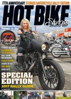 Hot Bike Sturgis Motorcycle Rally 2017