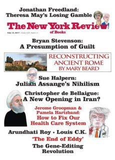 The New York Review of Books July 13 2017