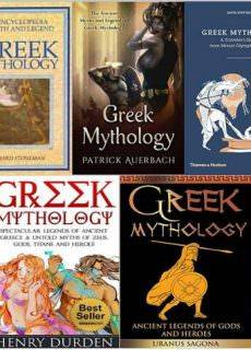 Greek And Roman Gods, Goddesses, Heroes, And Monsters From Ares To Zeus