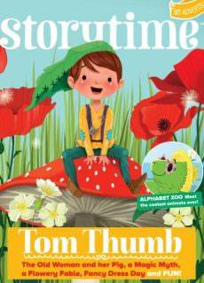 Storytime Issue 35 August 2017