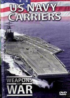 U.S. Navy Carriers (Weapons of War)