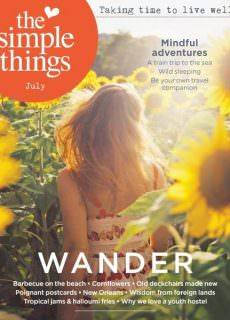 The Simple Things July 2017