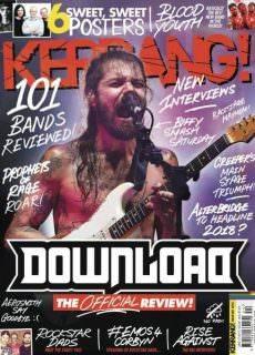 Kerrang Issue 1675 June 17 2017
