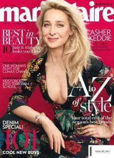 Marie Claire Australia August 2017